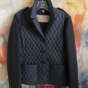 🖤 Auth Burberry Quilted Jacket 🖤